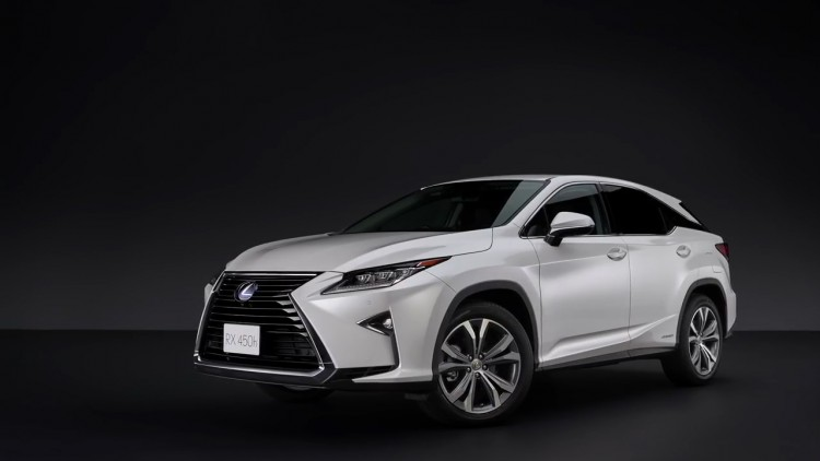 LEXUS RX PRODUCT MOVIE
