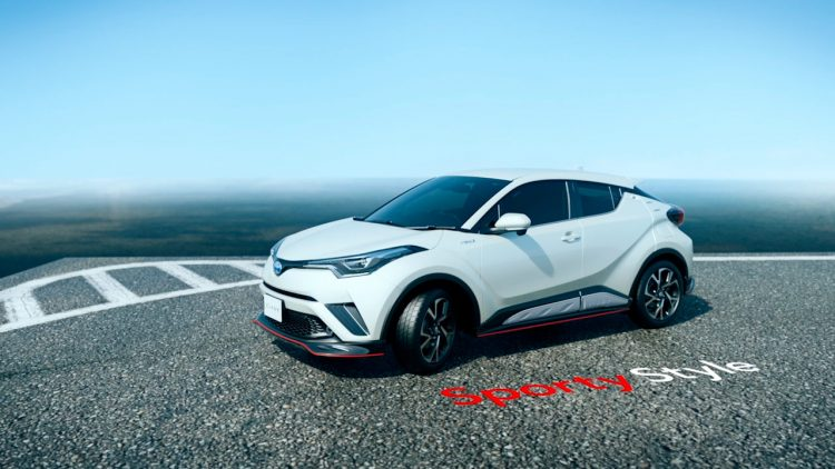 C-HR CUSTOMIZE IMAGE MOVIE